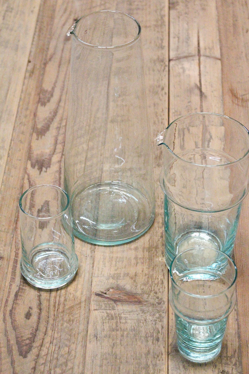 Kessy Beldi Carafe and Glasses