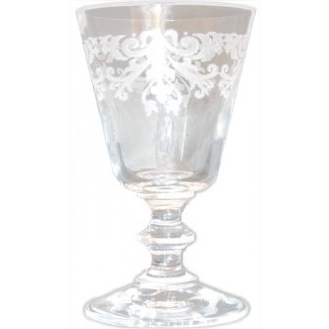 France Engraved Wine Glass (Set of 4)