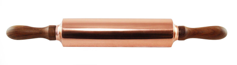 Copper & Wood Rolling Pin