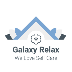 We love self care logo GALAXY REALX