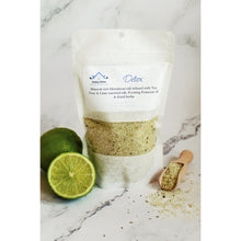 Load image into Gallery viewer, Hand Blended Himalayan Bath Salts - Galaxy Relax