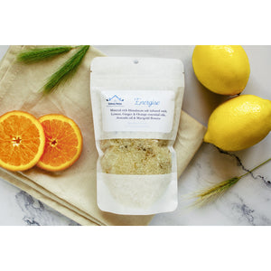 Hand Blended Himalayan Bath Salts - Galaxy Relax