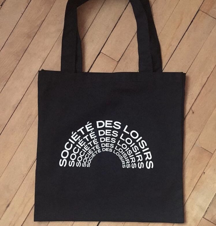 Tote bag arc-en-ciel