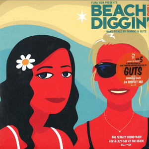 Artistes Variés • Pura Vida Presents: Beach Diggin' Volume 5