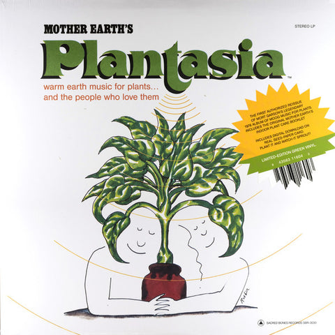 Mort Garson • Mother Earth's Plantasia