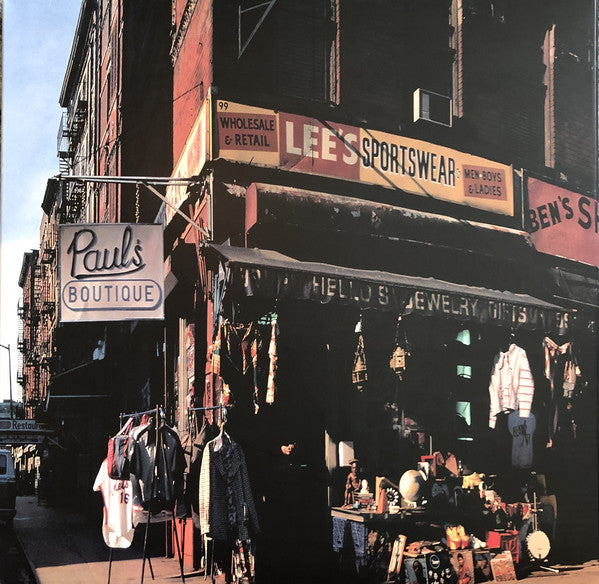 Beastie Boys • Paul's Boutique