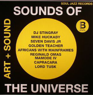 Artistes Variés • Sounds Of The Universe (Art + Sound) (Disque B)