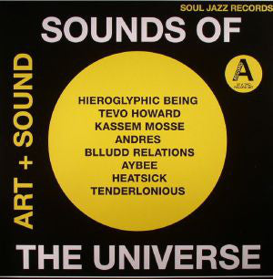 Artistes Variés • Sounds Of The Universe (Art + Sound) (Disque A)