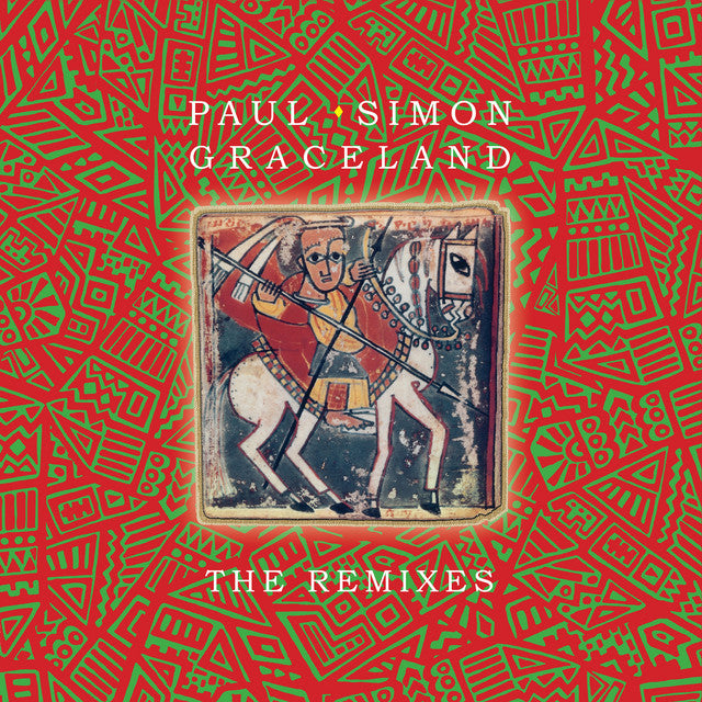 Paul Simon • Graceland (The Remixes)