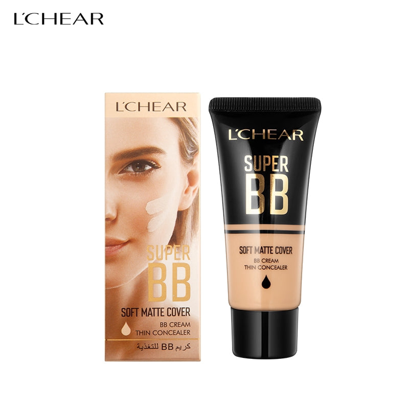 L'CHEAR BB Cream Face Foundation Makeup Concealer Whitening Moisturizer -DQ4052