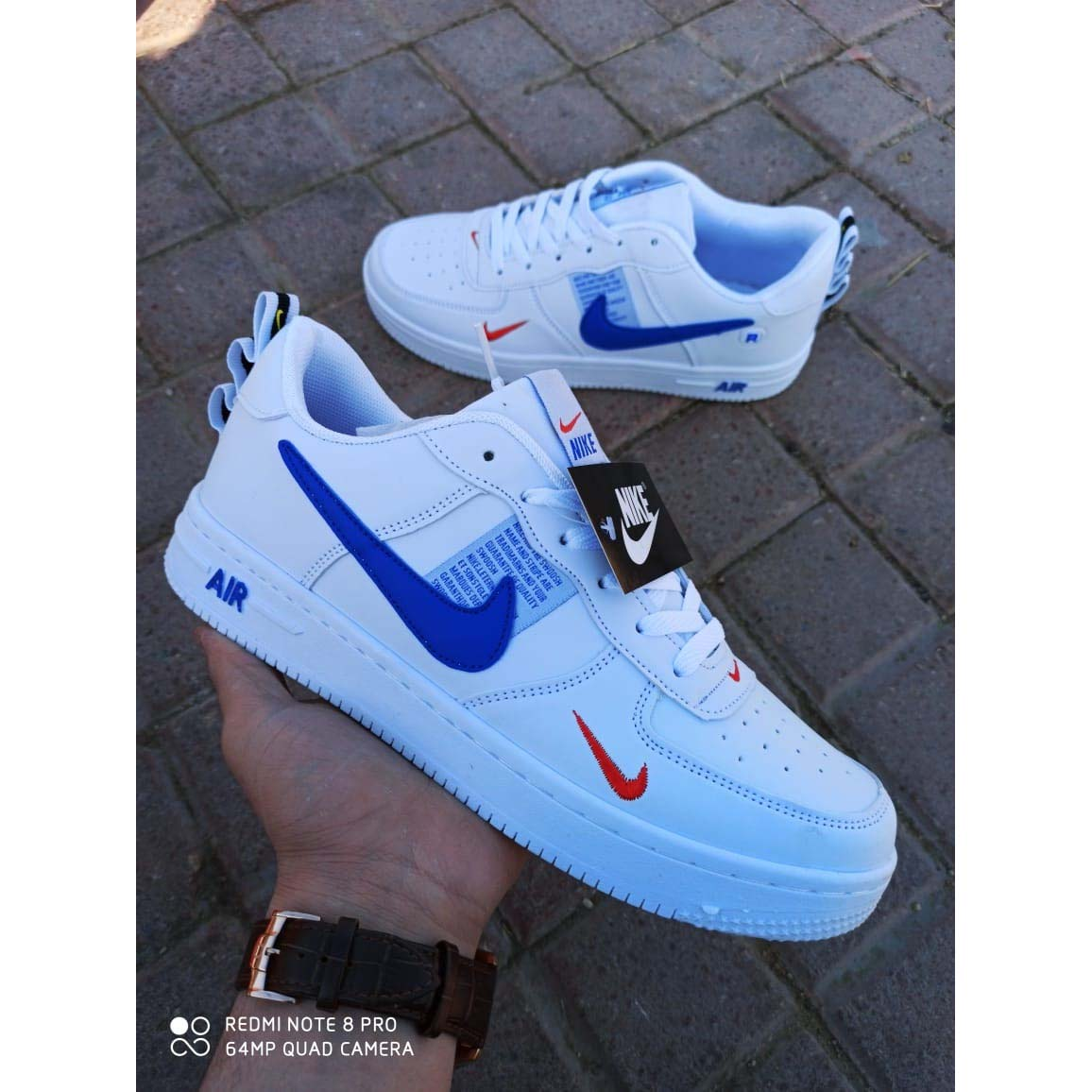 Nike Air Force Sneakers for Mens & Womens - ATH-04