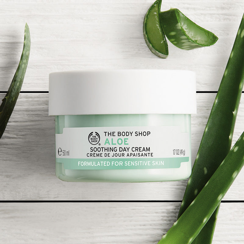 The Body Shop Aloe Soothing Day Cream - 50ml