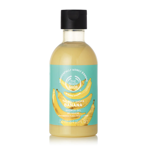 The Body Shop Special Edition Banana Shower Cream - 250ml