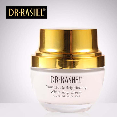 Dr.Rashel 24K Gold Collagen Whitening Cream - 30ml