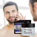 Dr.Rashel Active Energy All in One After Shave + Face Care Face Cream for Men
