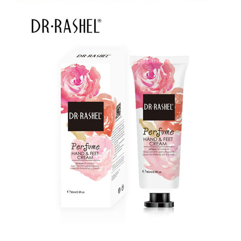 Dr.Rashel Hand Cream Romance Hand Lotions Nourishing Anti-Aging Hand Feet Care Cream for Women Whitening Moisturizing