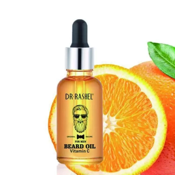 Dr.Rashel Vitamin C Grooms Beard Perfectly for Men
