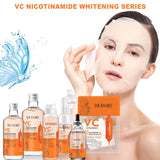 DR.RASHEL NIACINAMIDE AND BRIGHTENING VITAMIN C MASK - 5Pcs