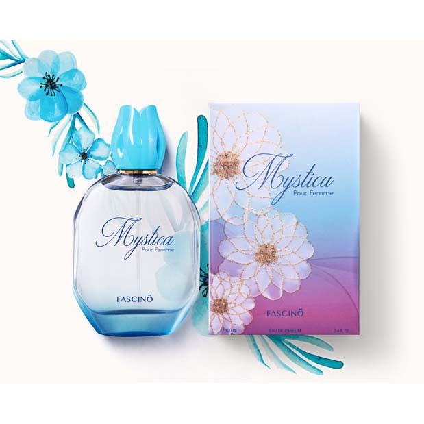 Mystica Fascino perfume for Women & Girls - 100ml