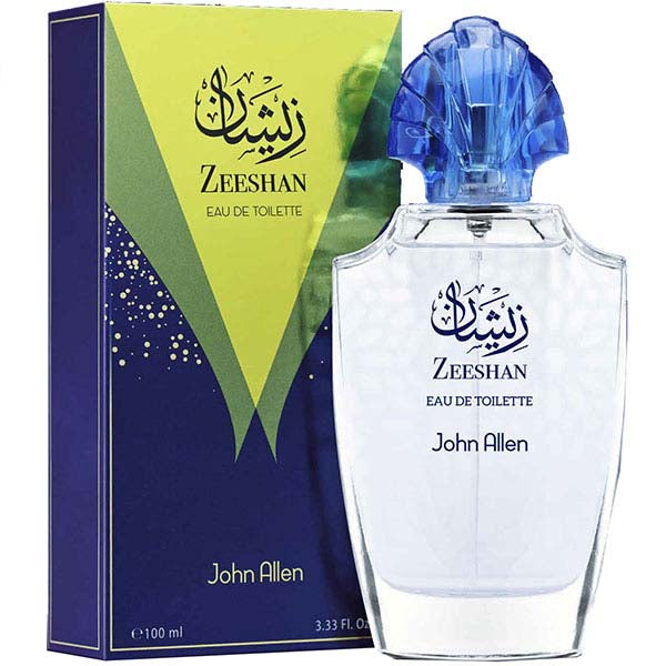John Zeeshan Perfume for Boys & Mens - 100ml