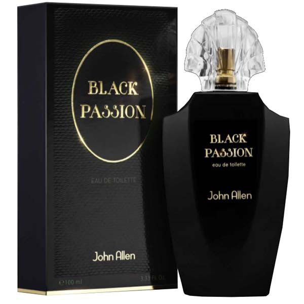 John Black Passion Perfume for Boys & Mens - 100ml