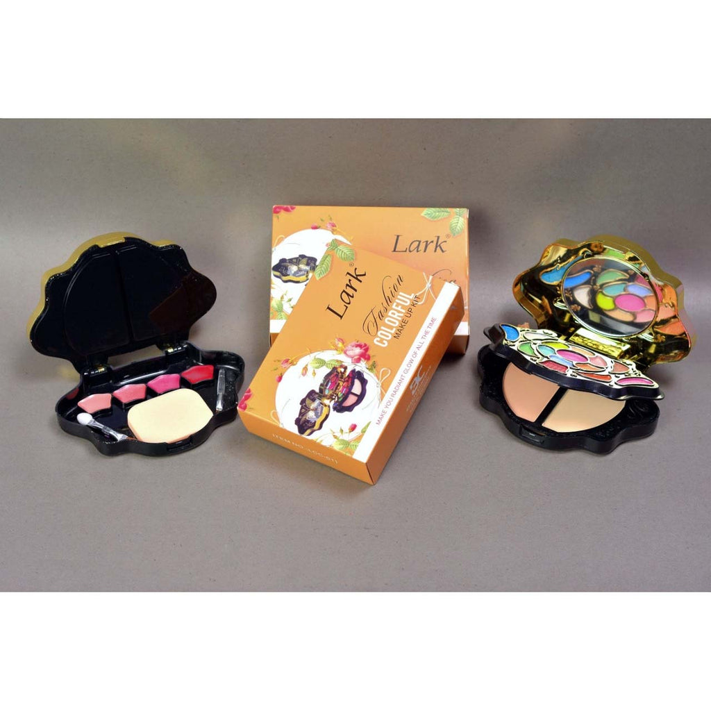Lark Fashion Colorful Makeup Kit