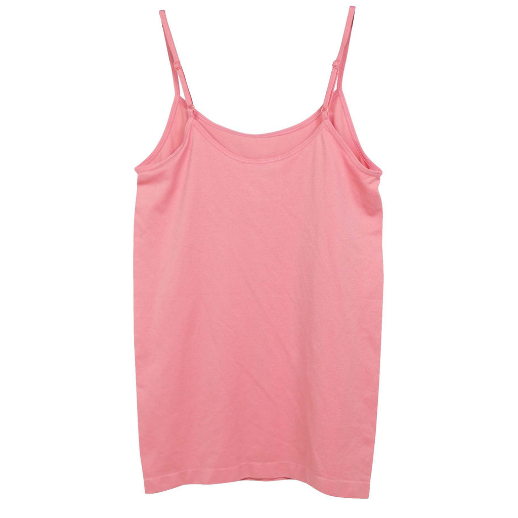 Spaghetti Straps Camisole Summer Tank Tops for Girls & Women - Limitlesswow