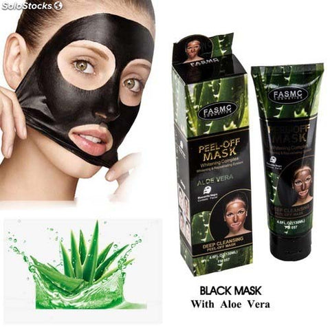FASMC Aloe Vera Peel off Mask – Remove Your Acne and Blackheads