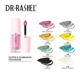 Dr,Rashel Glitter & Glow Liquid Eyeshadow for Girls & Women