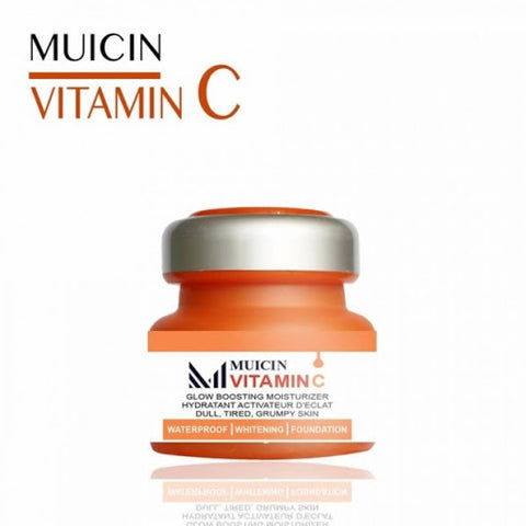 Muicin Vitamin C Waterproof Whitening Foundation