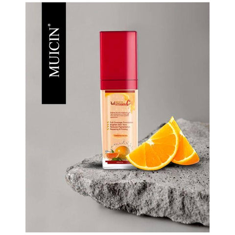 Muicin Vitamin C Plus Foundation
