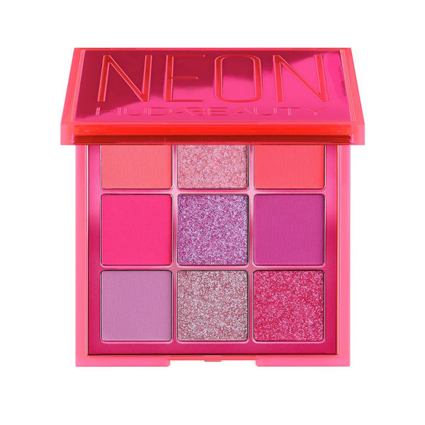 Huda Beauty Pressed Pigment Palette Neon Pink Obsessions