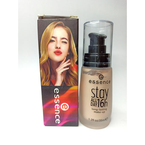 Essence Stay All Day 16h Long Lasting Makeup Fondation