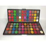 Botanics Makhmally + Matte Touch (48 + 48 Fantastic Color-Land) Eye Shadow Palette 96 Colors