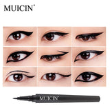 Muicin Waterproof Liquid Eyeliner for Dazzling Black Eyes