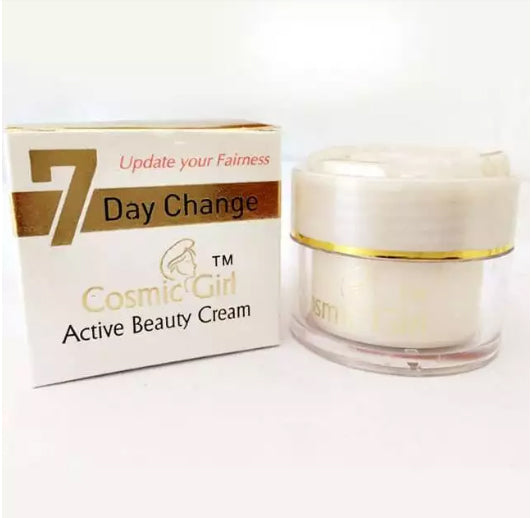 Cosmic Girl 7 Day Change Whitening Beauty Cream
