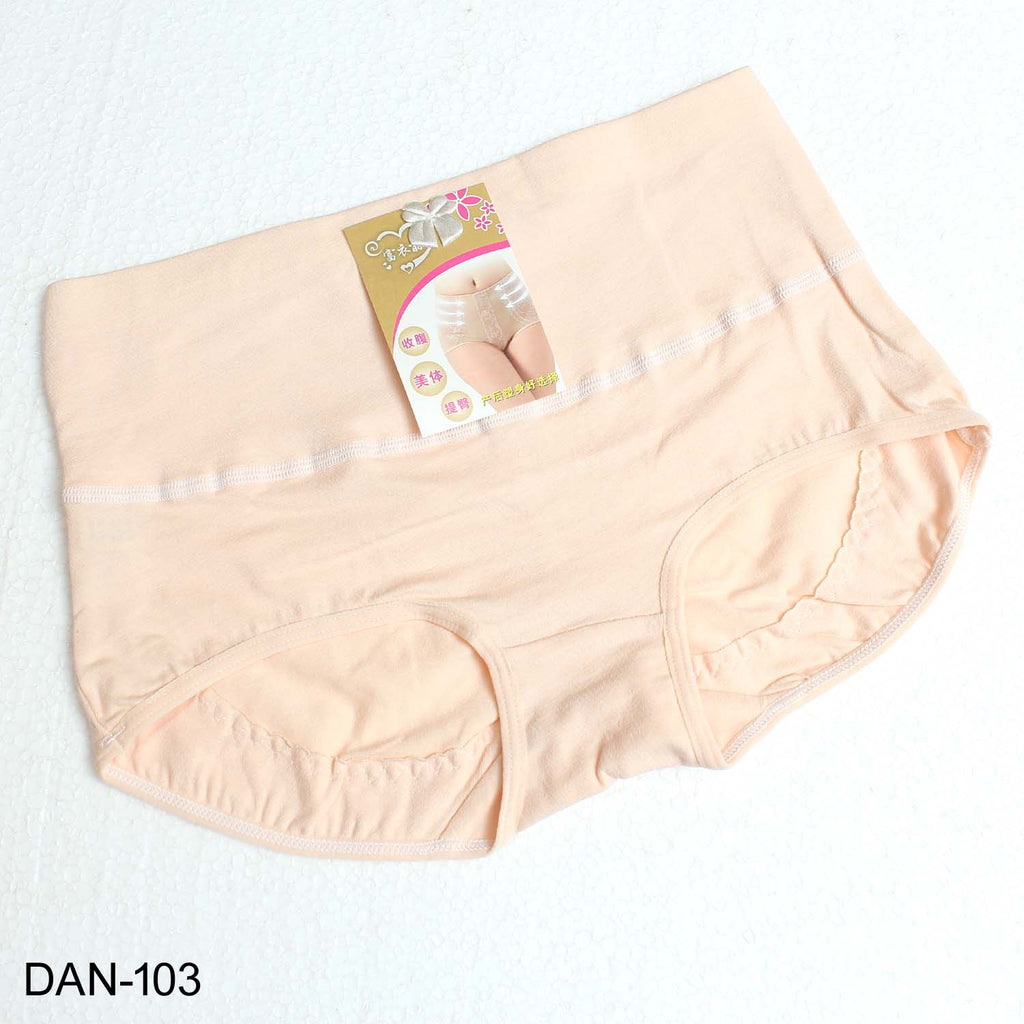 LW Comfortable & High Quality Hipsters Plain Panties for Girls & Women - Limitlesswow