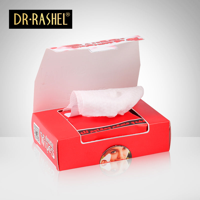 DR.RASHEL Rose Collagen Cleansing Makeup Remover wet Wipes