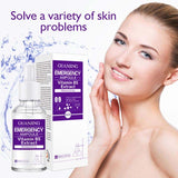 Guanjing Emergency Ampoule Vitamin B5 Extract Moisturizing Anti Wrinkle Face Serum - 30ml