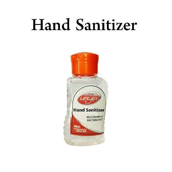 Sanitizer for Hands & Body - 60ml