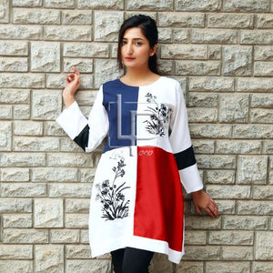 Lollypop Embroidered Kurti Jackpot for Girls & Women - LP-040