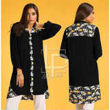 Lollypop Embroidered Pleated Kurti for Women & Girls - LP-042
