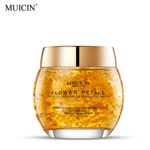 Muicin Flower Petals Deep Cleanser & Radiance Mask - 120ml