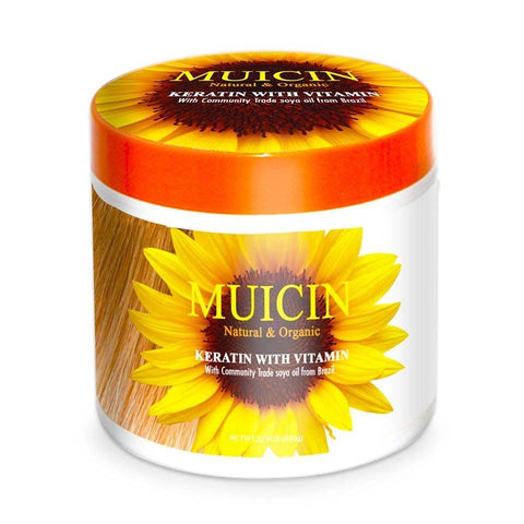 Muicin Natural & Organic Kertain with Vitamin Hair Mask - 650gms