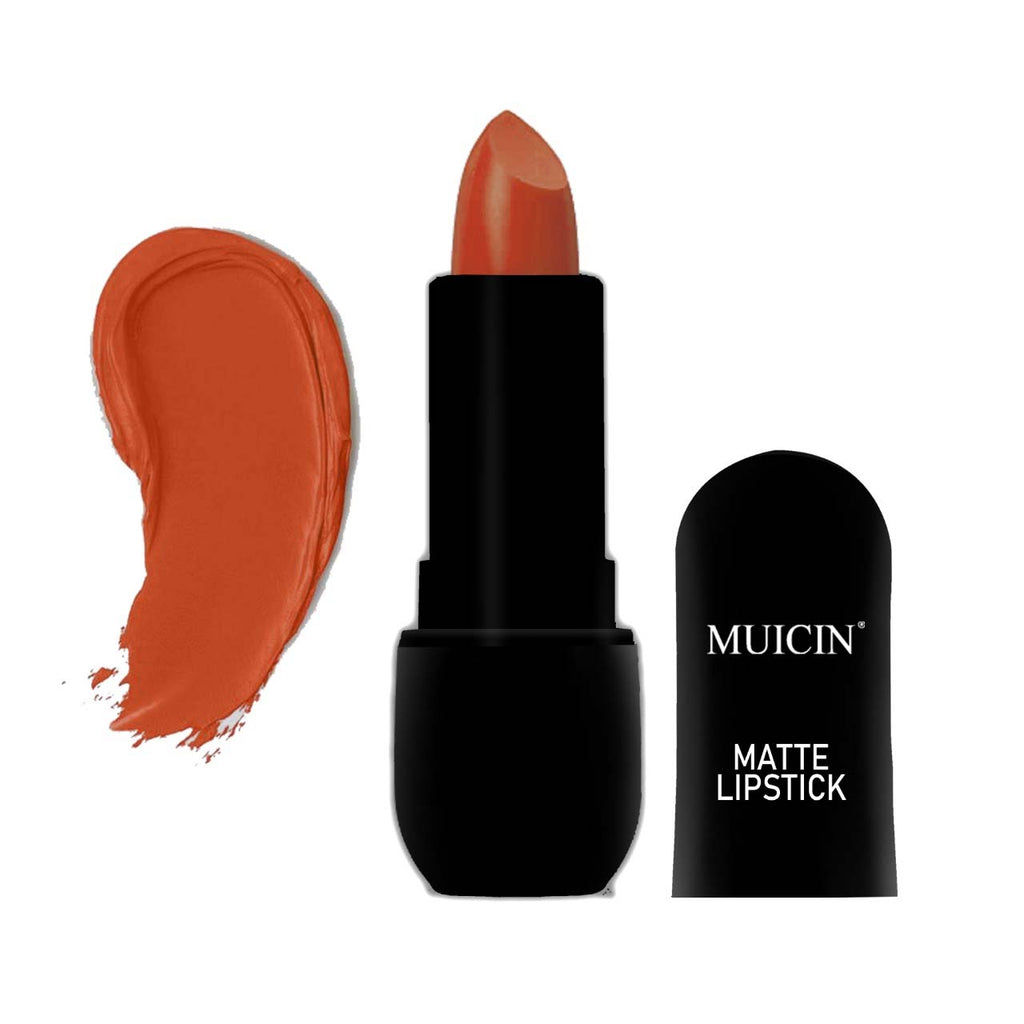 Muicin Matte Lipsticks for Girls & Women in Attractive Pack of 12 Colors