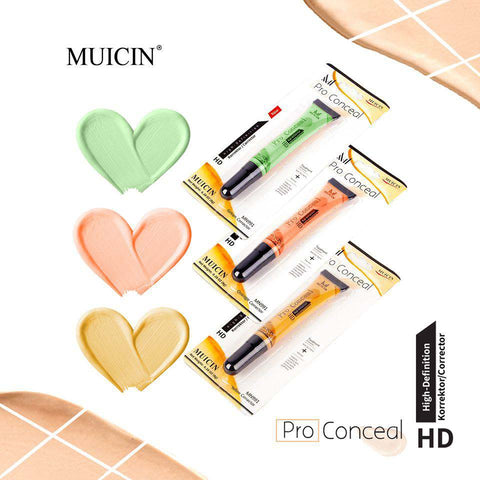 Muicin Pro Concealer High Definition Corrector - 8g