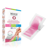 Muicin German Skin Therapy Waxing Strips Ready to Use - 20 Strips