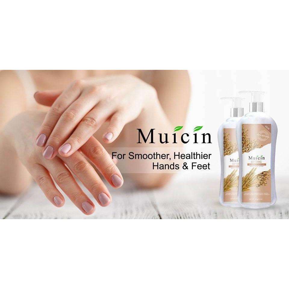 Muicin Softening Nourishing & Soothe Barley Body Lotion