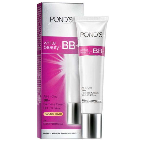Ponds White Beauty All-in-One BB+ Fairness Cream SPF30 18g