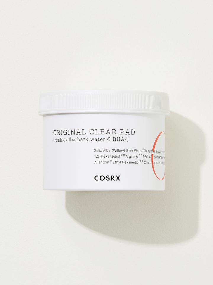 COSRX One Step Original Clear Pad 70 pads | Acne Pad | Mild Exfoliator with BHA for Sensitive Skin - Refreshing, Pore Care, Pimple Care
